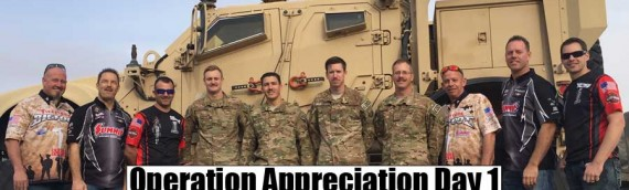 NEWS – Operation Appreciation Day 1