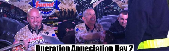 NEWS – Operation Appreciation Day 2