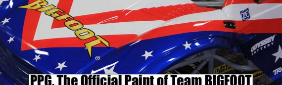 NEWS – PPG, The Official Paint of Team BIGFOOT