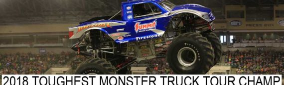 News – 2018 Toughest Monster Truck Tour Champ